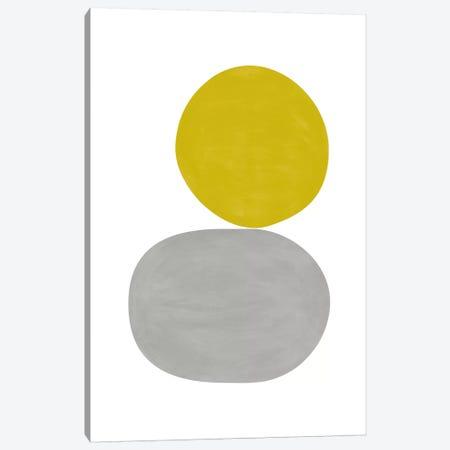Gouache Abstraction III Canvas Print #NUV44} by Nouveau Prints Canvas Art