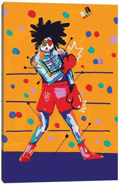 Good Fight Canvas Art Print