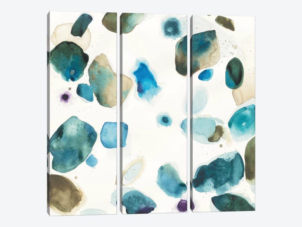 What If II by Shirley Novak 3-piece Canvas Art Print