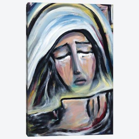Mourning Canvas Print #NVK114} by Novik Canvas Art Print