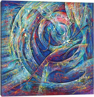Nest Of Civilization Canvas Art Print