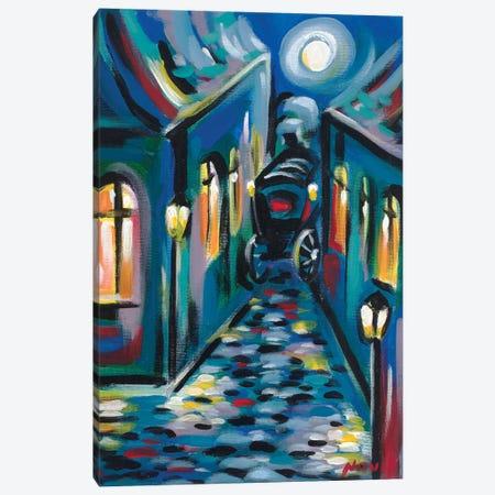 Old City Canvas Print #NVK124} by Novik Canvas Art