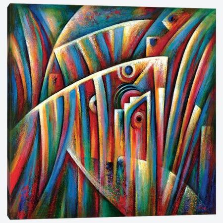 Pearl Born Canvas Print #NVK131} by Novik Canvas Wall Art