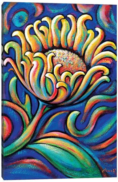 Queen Of The Jungle Canvas Art Print