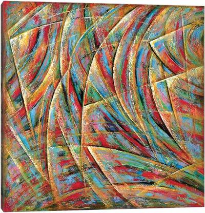 Beyond Lines Canvas Art Print