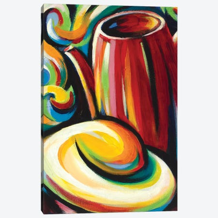 Still Life II Canvas Print #NVK174} by Novik Art Print
