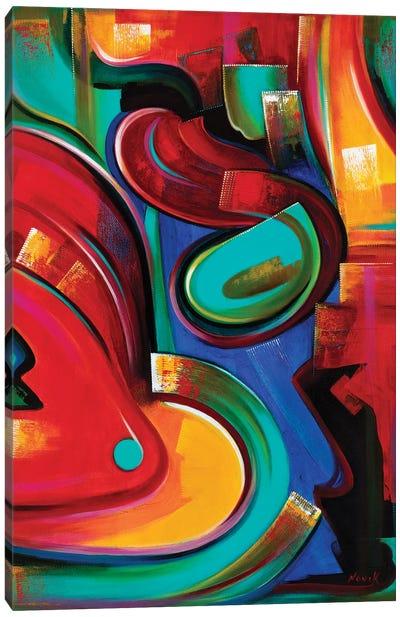 Adrenaline Canvas Art Print