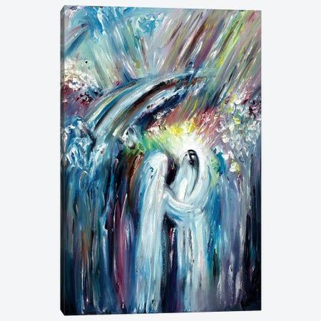 Celebration Of The Feelings Canvas Print #NVK20} by Novik Canvas Art