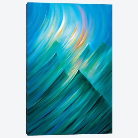 Storm Fantasy Canvas Print #NVK223} by Novik Canvas Artwork