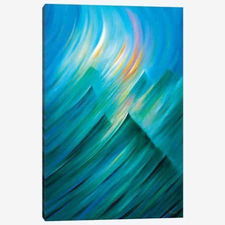 Storm Fantasy Canvas Print #NVK223} by Novik Canvas Artwork