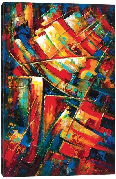 Sounds Canvas Art Print