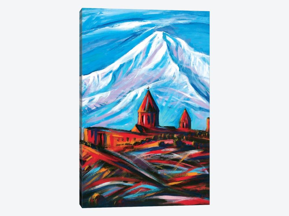 Close And Far by Novik 1-piece Canvas Art