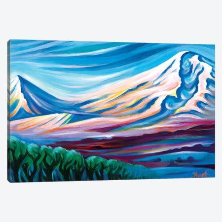 Cradle Of Nations Canvas Print #NVK27} by Novik Canvas Art Print