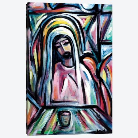 Cup Of Lifefinal Canvas Print #NVK29} by Novik Canvas Wall Art