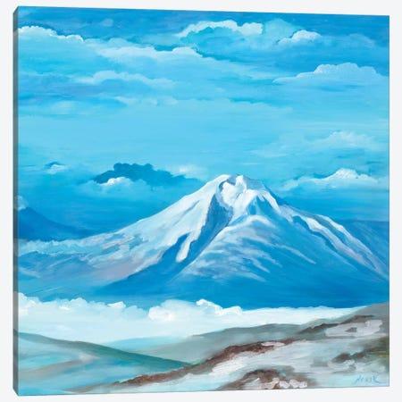 Dormant Giant Canvas Print #NVK37} by Novik Canvas Art