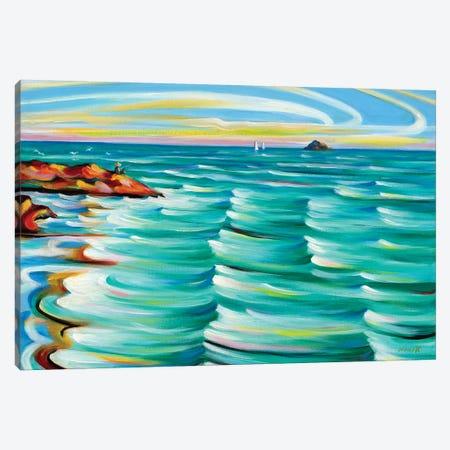 Favorite Spot 3-Piece Canvas #NVK51} by Novik Canvas Art Print