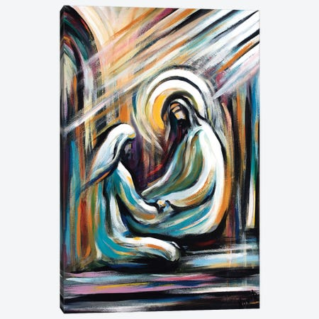Healing Canvas Print #NVK71} by Novik Art Print