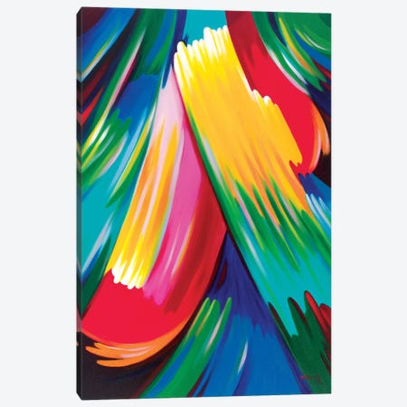 Holy Spirit Canvas Print #NVK76} by Novik Canvas Wall Art