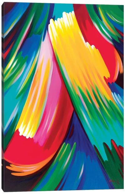 Holy Spirit Canvas Art Print
