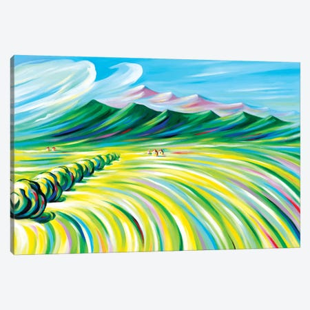 Hunter's Paradise Canvas Print #NVK77} by Novik Canvas Wall Art