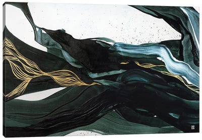 Asa Canvas Art Print