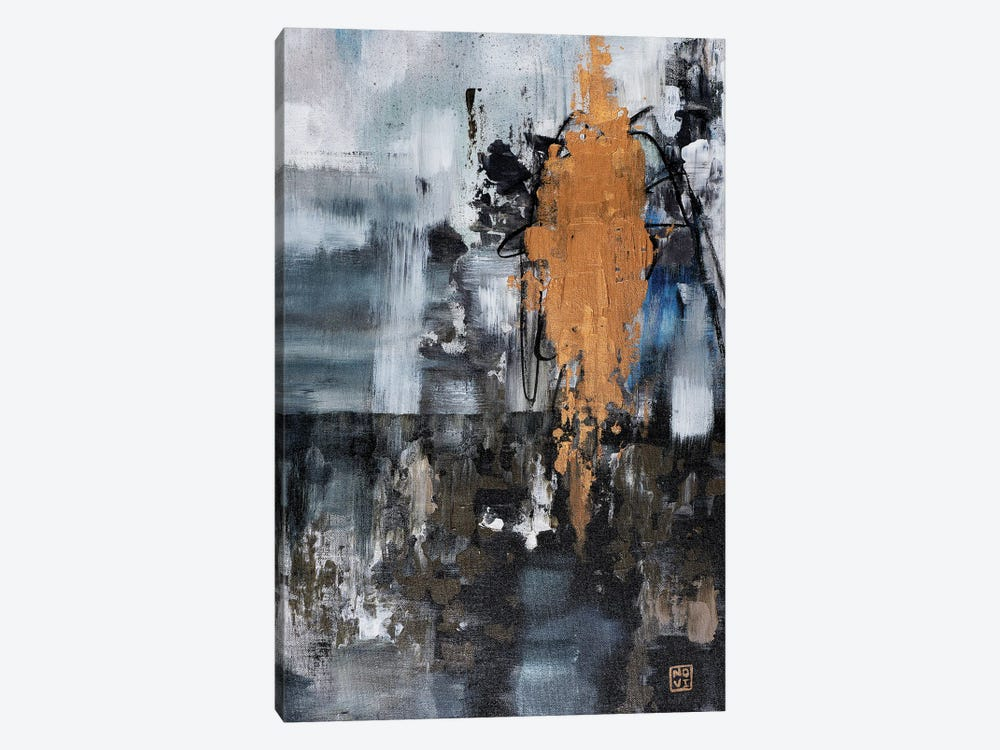 Euphrates by Novi Lim 1-piece Canvas Art Print