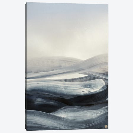 Breeze Canvas Print #NVL86} by Novi Lim Canvas Artwork