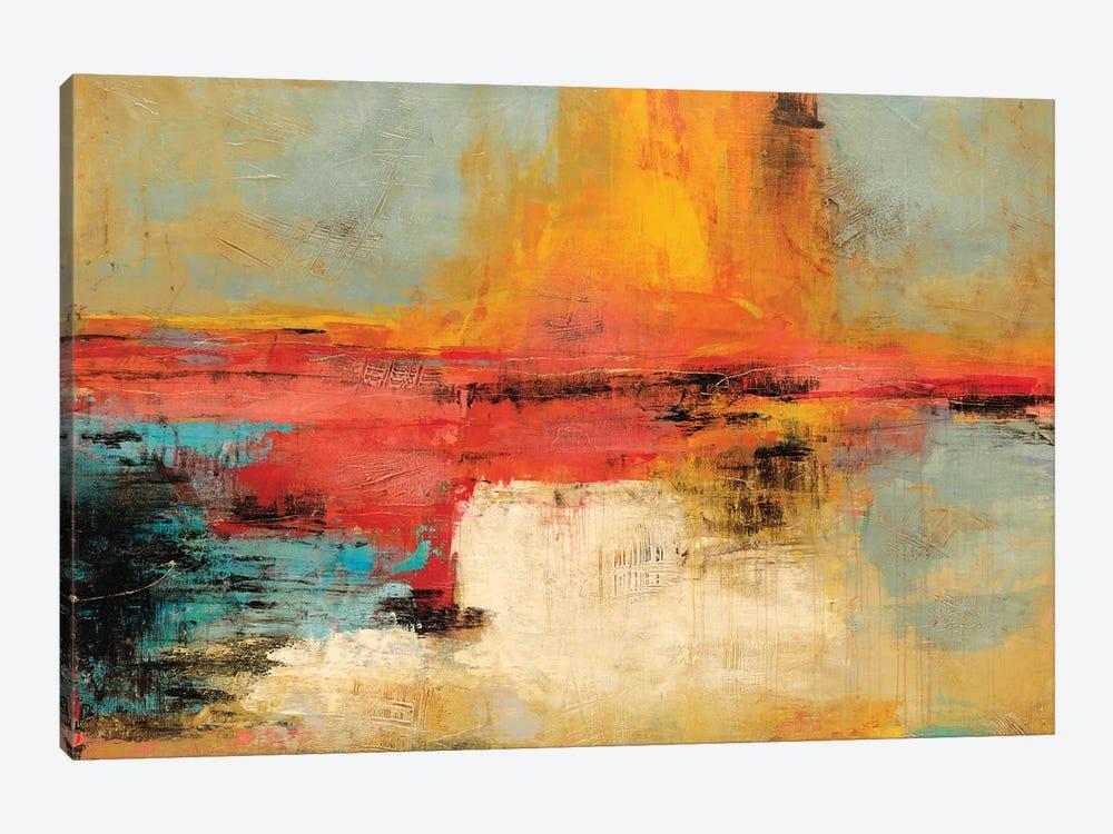 Acertijo by Nancy Villarreal Santos 1-piece Canvas Print