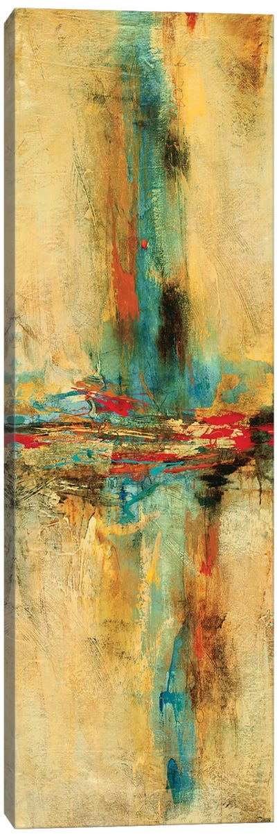 Equilibrio I Canvas Art Print