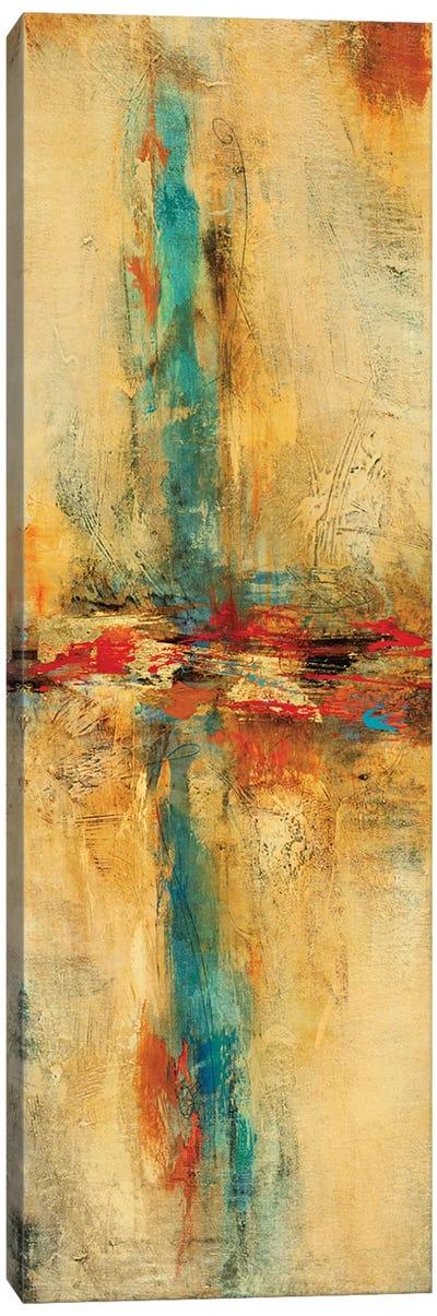 Equilibrio II Canvas Art Print