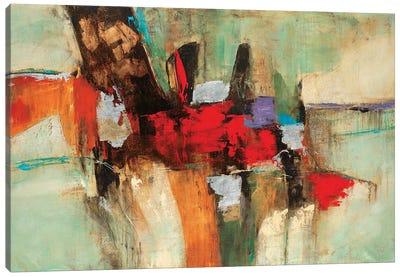 Saedra Canvas Art Print