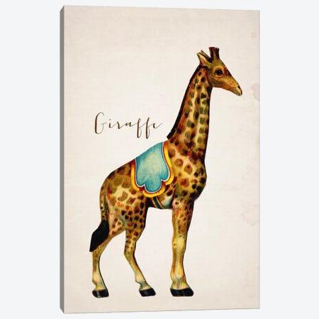Circ I Canvas Print #NWE15} by Natasha Wescoat Art Print