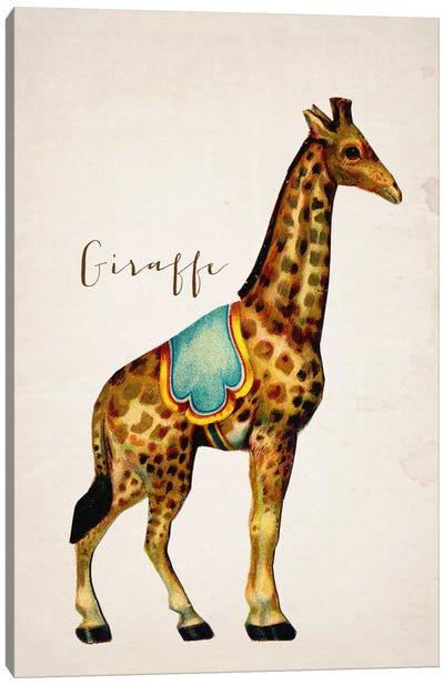 Circ I Canvas Art Print