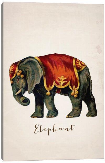 Circ II Canvas Art Print