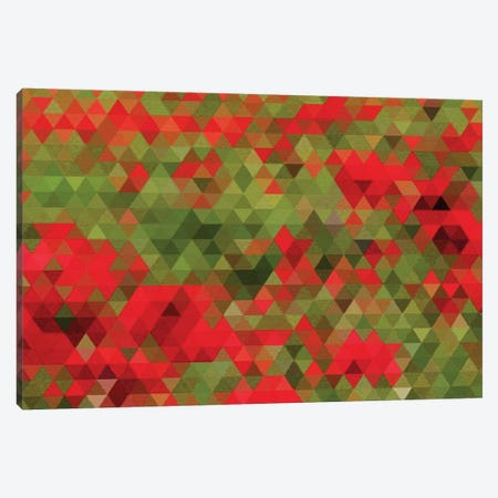 Red Poppy Dream Canvas Print #NWE50} by Natasha Westcoat Canvas Art