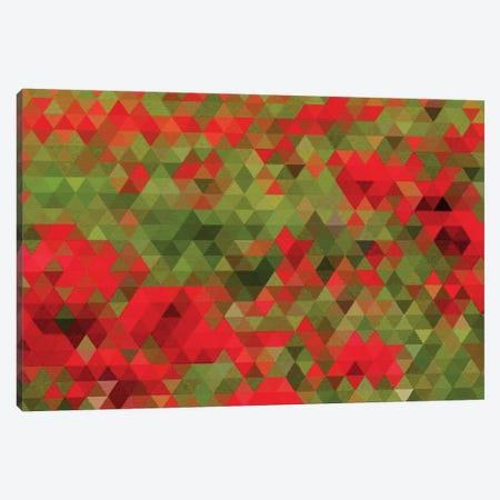 Red Poppy Dream Canvas Print #NWE50} by Natasha Wescoat Canvas Art