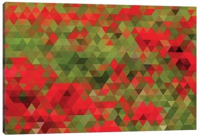 Red Poppy Dream Canvas Art Print