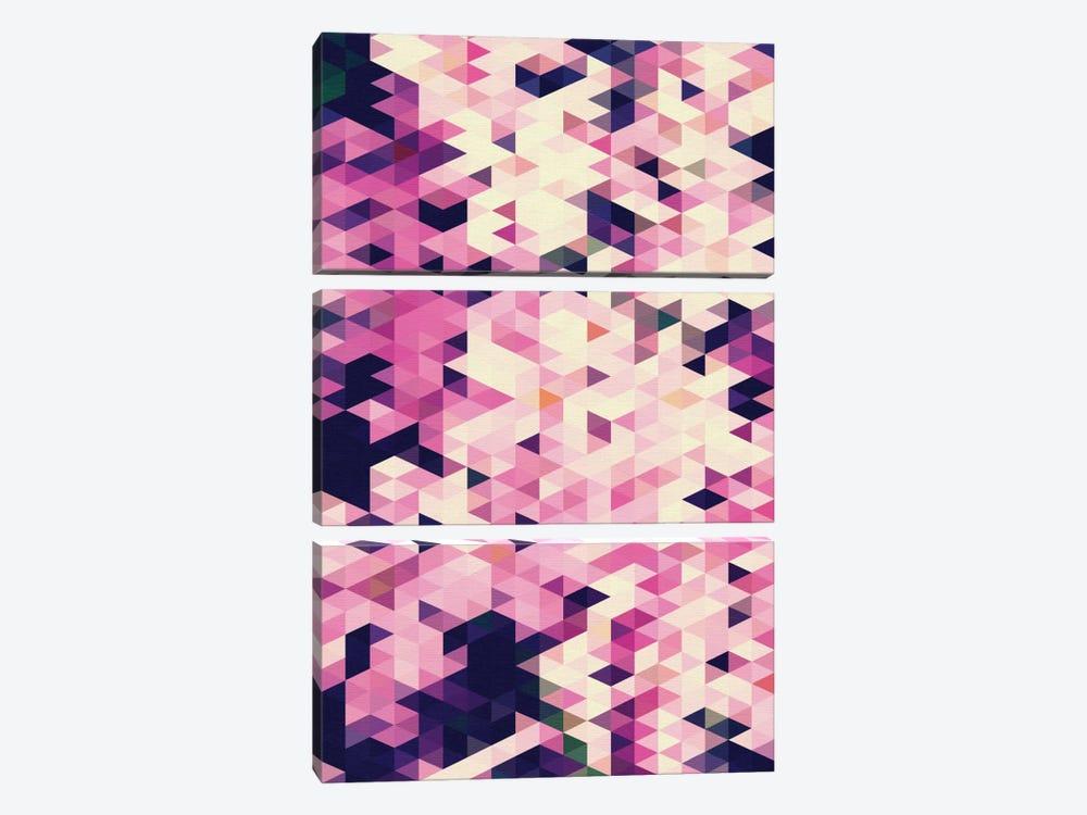 Shine by Natasha Wescoat 3-piece Canvas Print