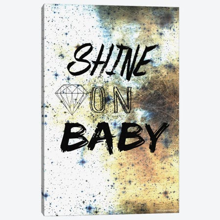 Shine On Canvas Print #NWE54} by Natasha Wescoat Canvas Art Print