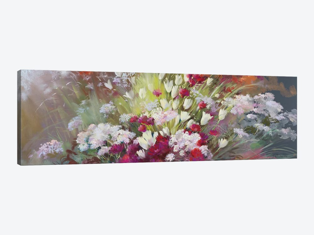 Garden Of Senses - Soft Touch by Nel Whatmore 1-piece Canvas Wall Art