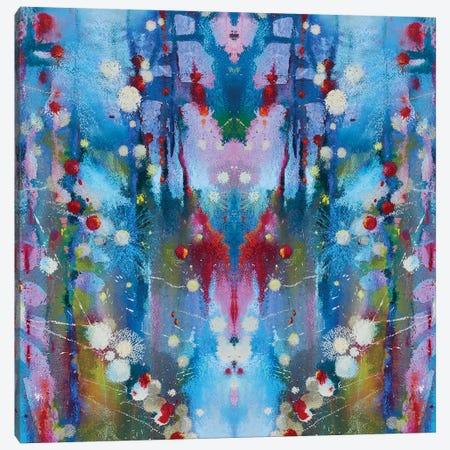 Mind Blown 3-Piece Canvas #NWM108} by Nel Whatmore Canvas Art Print