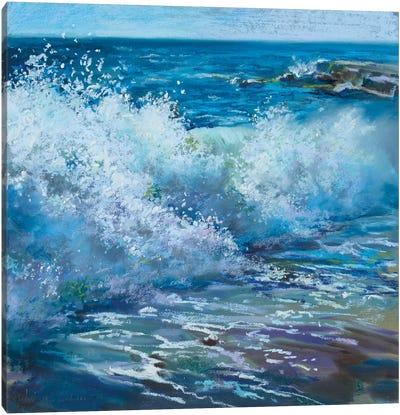 Roaring In Canvas Art Print