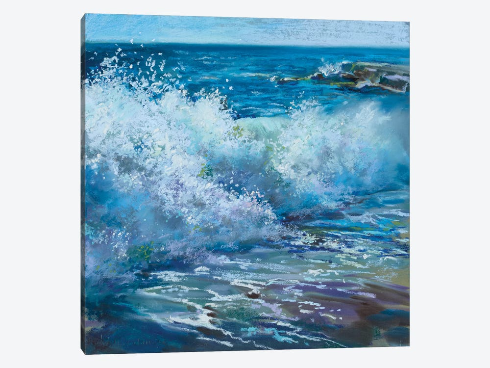 Roaring In by Nel Whatmore 1-piece Canvas Art Print