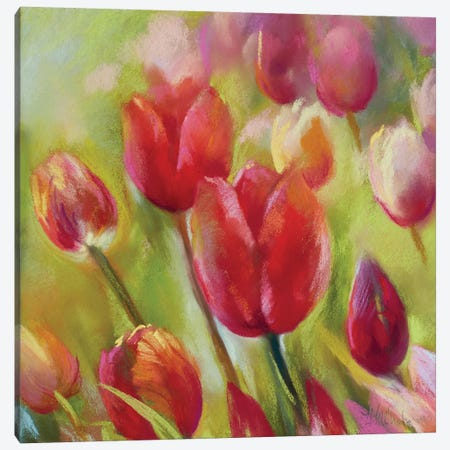 A Little Dutch II Canvas Print #NWM1} by Nel Whatmore Canvas Artwork