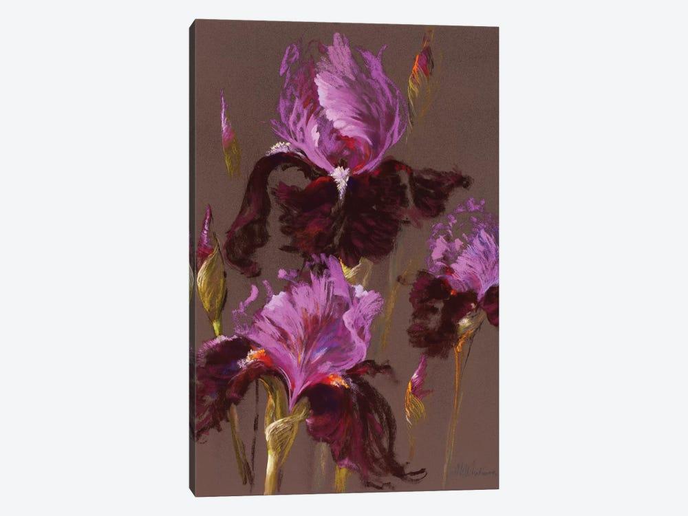 Fleur-de-lis by Nel Whatmore 1-piece Canvas Artwork