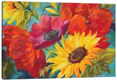 Happy Days Canvas Art Print