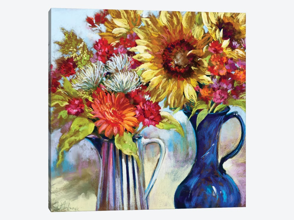 Happy Hour I by Nel Whatmore 1-piece Canvas Art Print