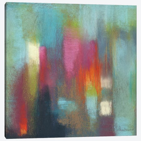 Highlight Of The Day Canvas Print #NWM30} by Nel Whatmore Canvas Art