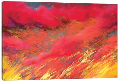 Hot Days Long Nights Canvas Art Print