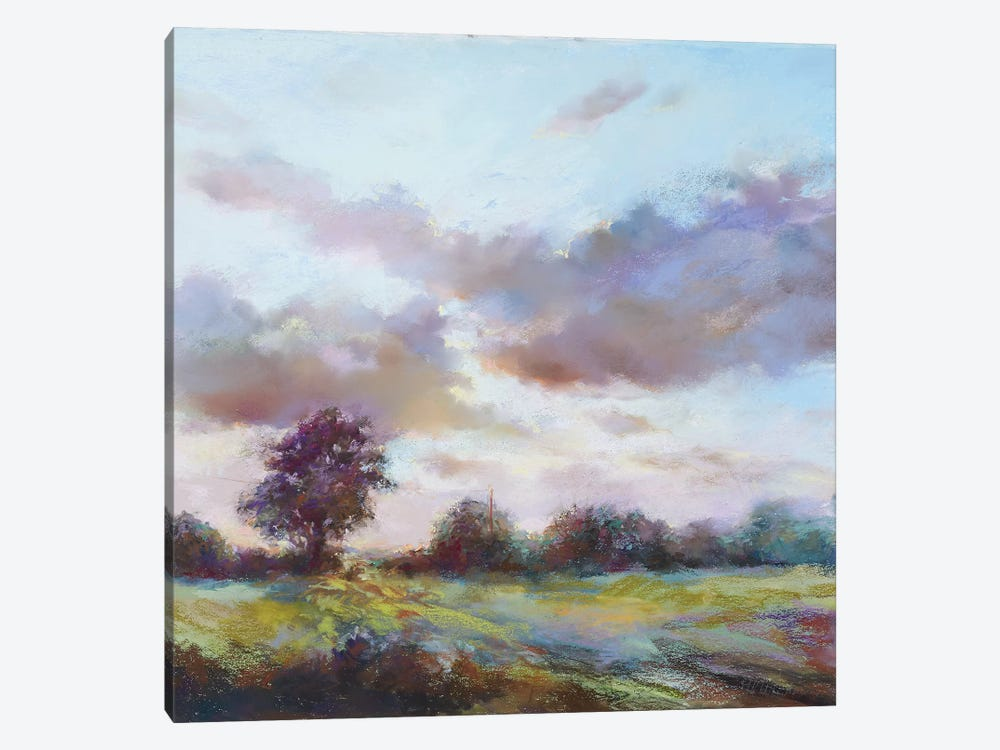 Last Breath Of The Day by Nel Whatmore 1-piece Canvas Art